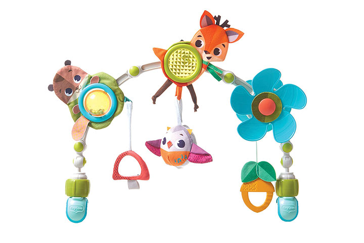 Tiny Love Musical Nature Stroll Stroller Toy 83090
