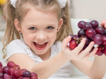 Top 5 Health Benefits Of Grapes For Kids