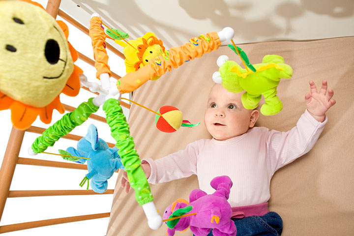 Toys For 1 Month Old Baby
