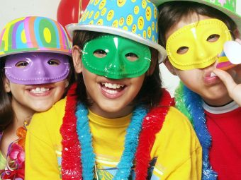 25 Fun Halloween Games For Kids' Party