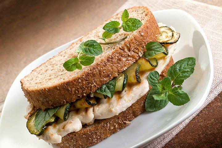 Baby Shower Chicken And Zucchini Sandwich Recipes