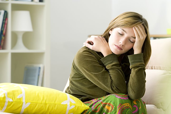 Headache While Breastfeeding
