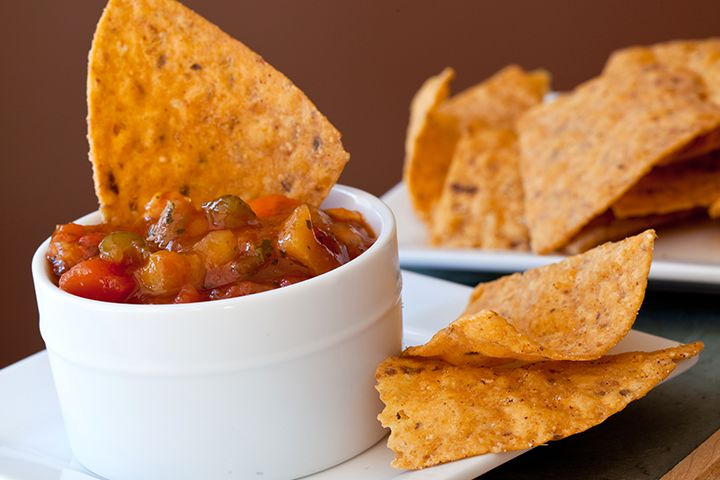 Baby Shower Mexican Corn Dip Food Recipes