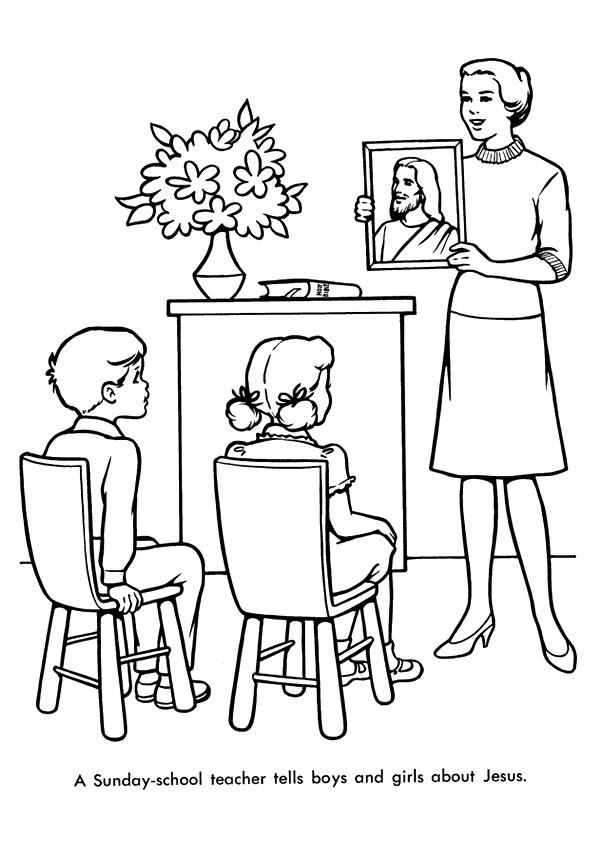 Sunday-School-Teacher