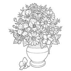 Sunflower-Vase