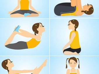 15 Best Yoga Poses For Kids