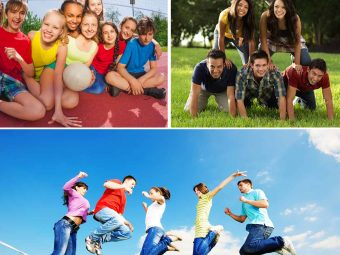 27 Fun Team Building Games And Activities For Teenagers