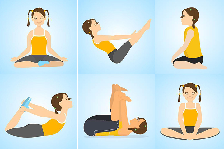 Best Yoga Poses For Kids