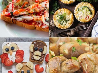 25 Easy And Healthy Snacks For Kids
