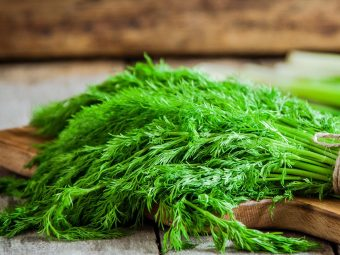 Is It Safe To Use Dill During Pregnancy?