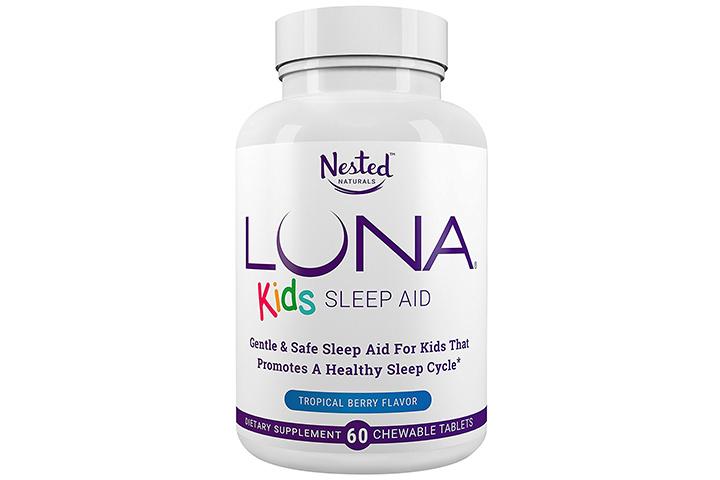 Luna Kids Sleep Aid