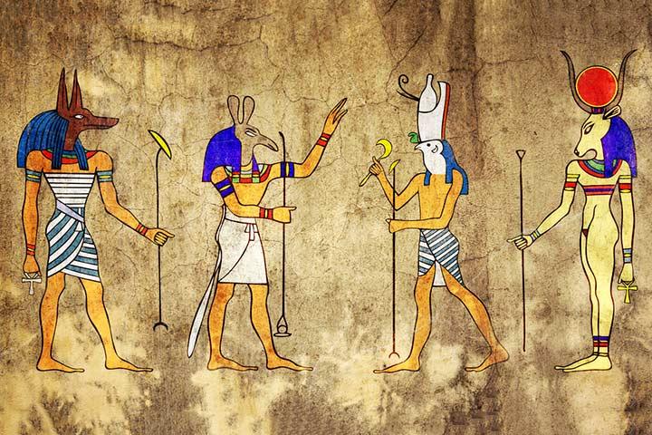 Egyptian Gods And Goddesses Facts For Kids