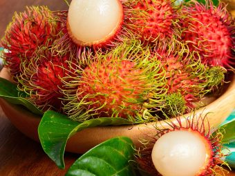 Rambutan During Pregnancy: Safety, Benefits And Side Effects