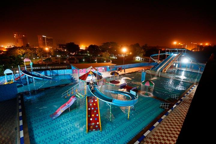 Aapno Ghar Amusement Park Gurgaon Images