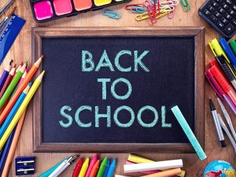 5 Wonderful Back To School Crafts For Kids