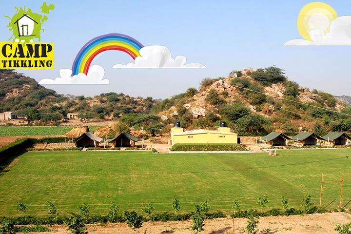 Camp Tikkling Activities Gurgaon, Haryana