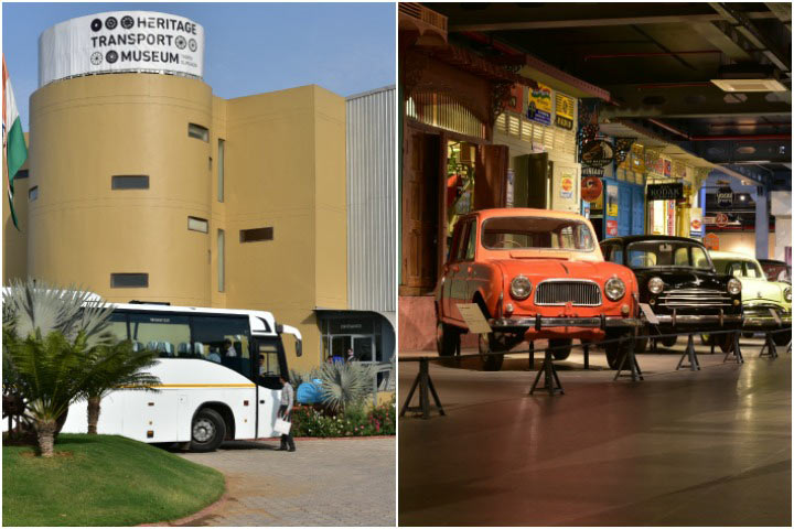 Heritage Transport Museum Timings & Tickets