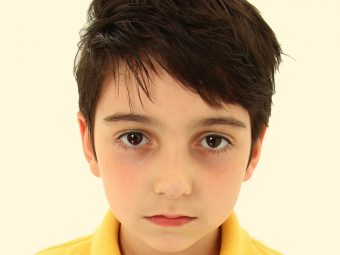 What Causes Dark Circles Under A Child's Eyes And How To Treat Them?