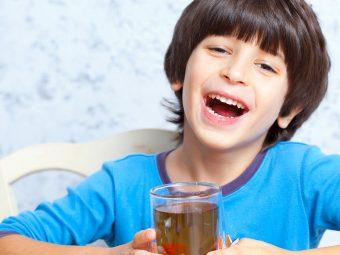 Is Chamomile Tea Safe For Kids?