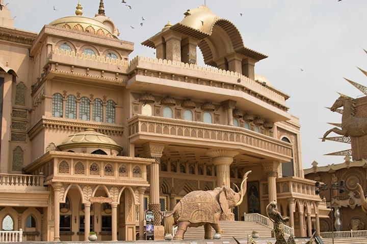 Kingdom Of Dreams Park Gurgaon - Events & Ticket Price