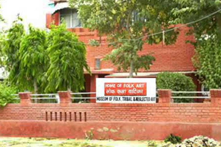 Museum Of Folk And Tribal Art Gallery Gurgaon