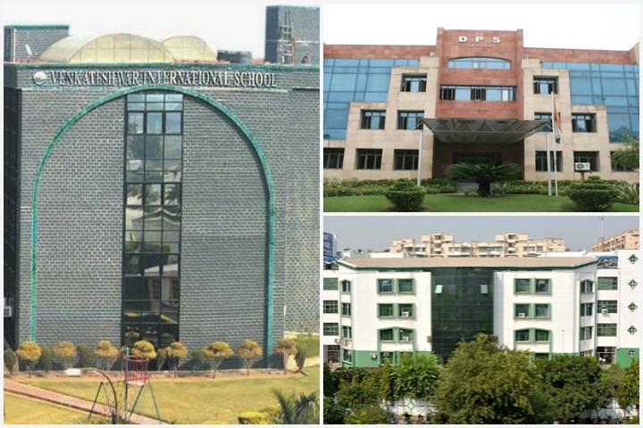 Schools In Dwarka, Delhi Pictures