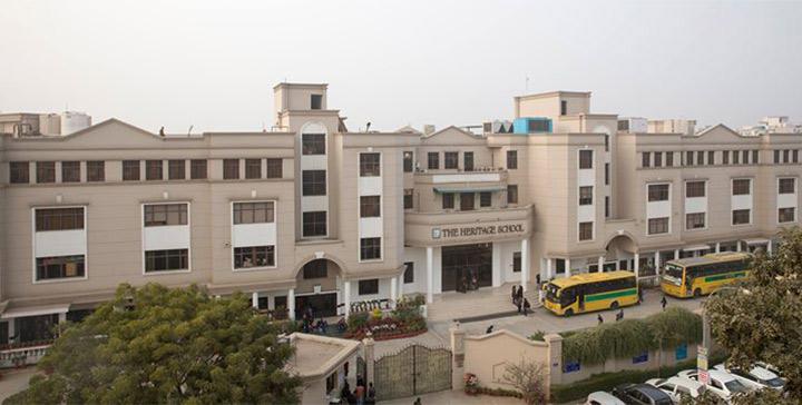The Heritage School, Rohini