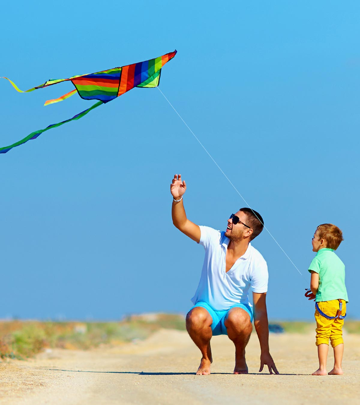 6 Easy Steps To Fly A Kite With Your Kids