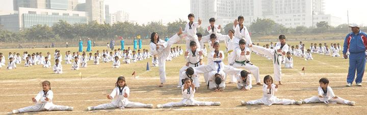 Schools In Gurgaon - American Montessori Public School