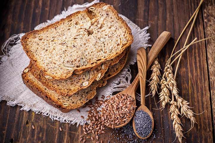 Recipes For Breastfeeding Moms - Molasses Wheat Bread