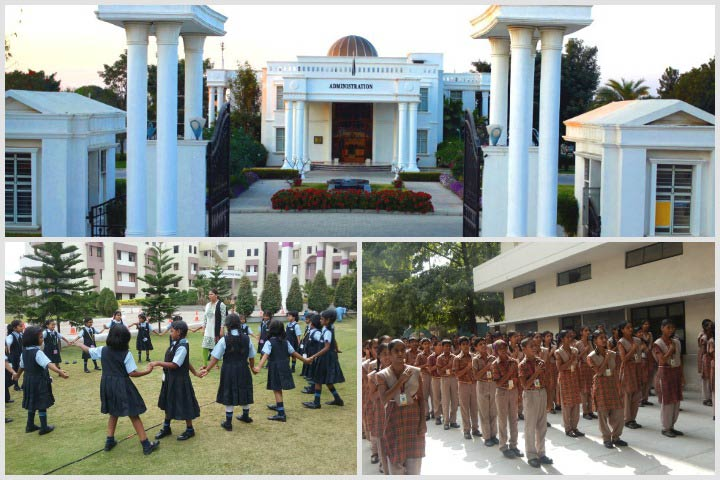 Residential Schools In Hyderabad Images
