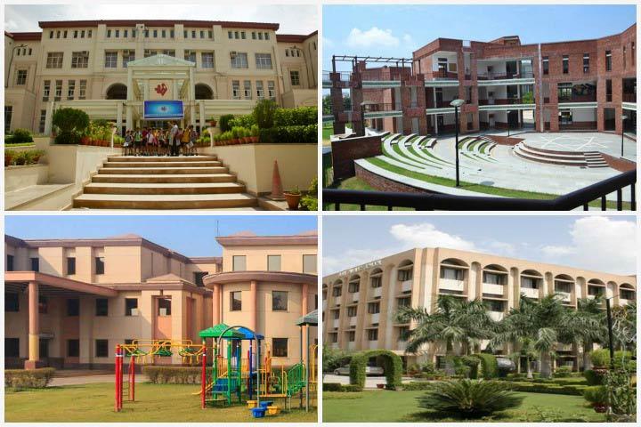 Schools In Gurgaon Images