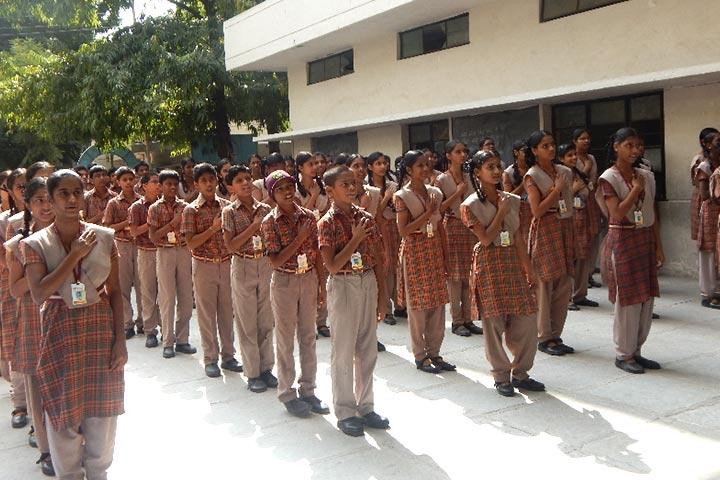 Residential Schools In Hyderabad - Vignana Jyothi Public School
