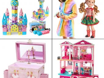 32 Best Gifts For 5-Year-Old Girls In 2021