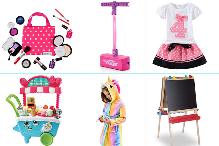 25 Best Gifts For 4 Year Old Girl To Buy In 2021