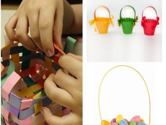 How To Make A Paper Basket For Kids?