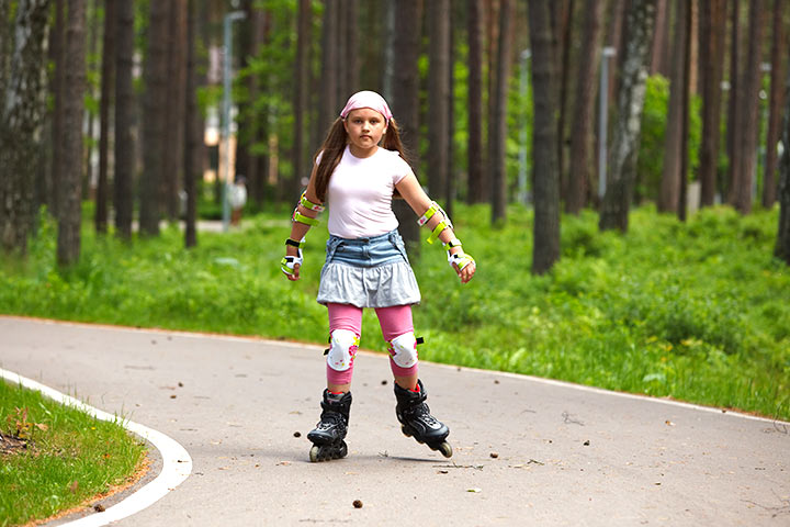 Best Sports For Kids - Inline Skating