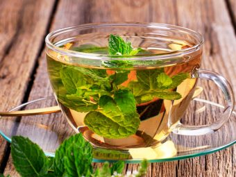 Is It Safe To Drink Peppermint Tea While Breastfeeding?