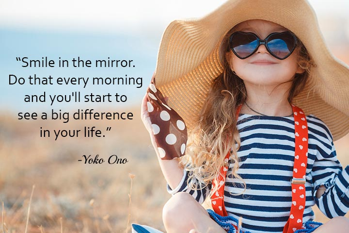 Quotes On Smile And Happiness