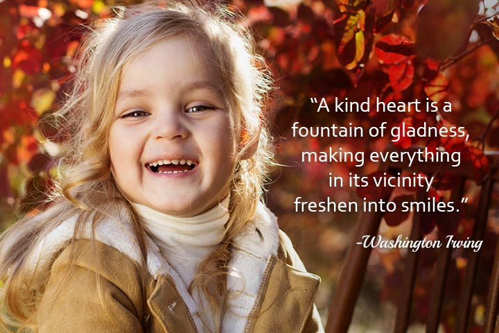 Famous Smile Quotes For Kids