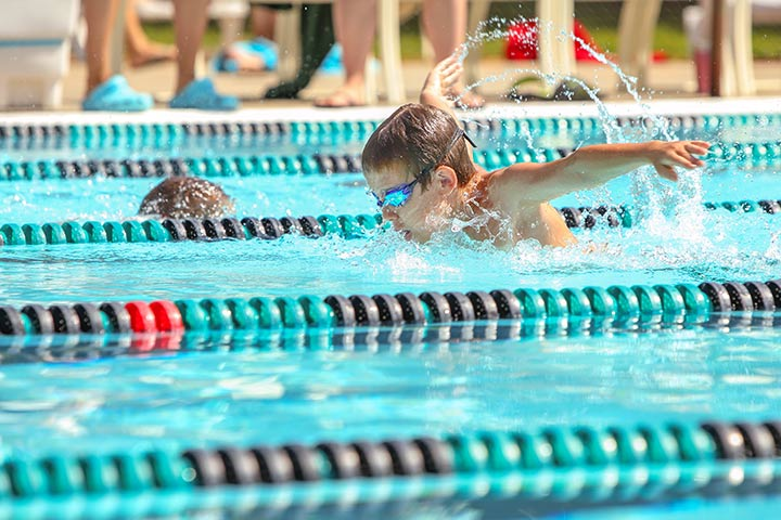 Best Sports For Kids - Swimming