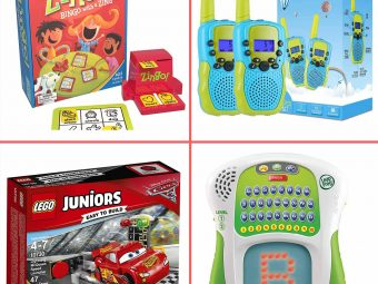 38 Best Toys And Gifts For 4-Year-Old Boys In 2021