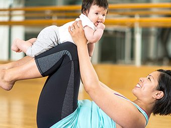 Top Tips To Get In Shape After Having A Baby