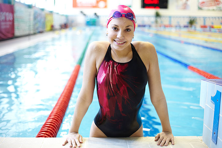 Swimming best age to start dating