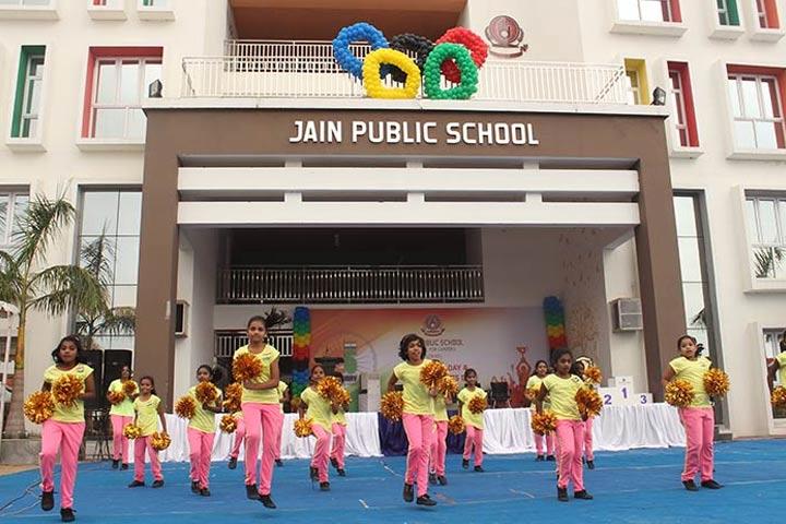 10 Jain Public School
