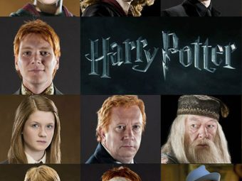 15 Coolest Harry Potter Baby Names