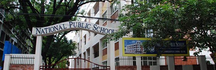 16National Public School