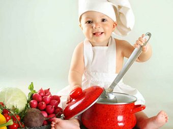 20 Flavorful Food Inspired Baby Names For Your Little One