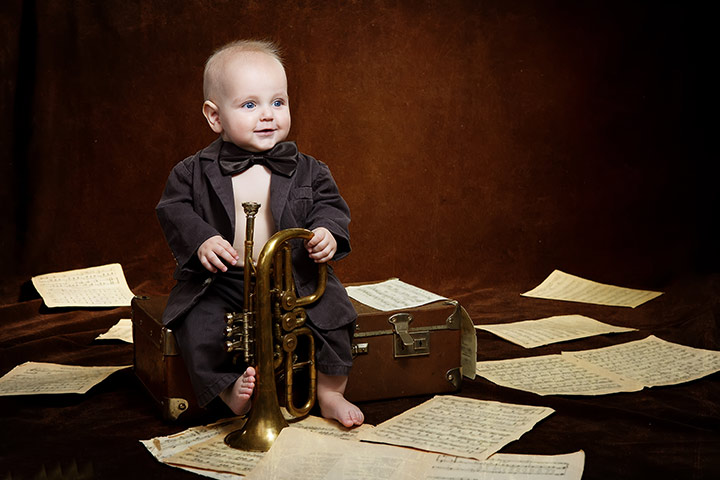 53 Euphoric Musical Baby Names For Boys And Girls