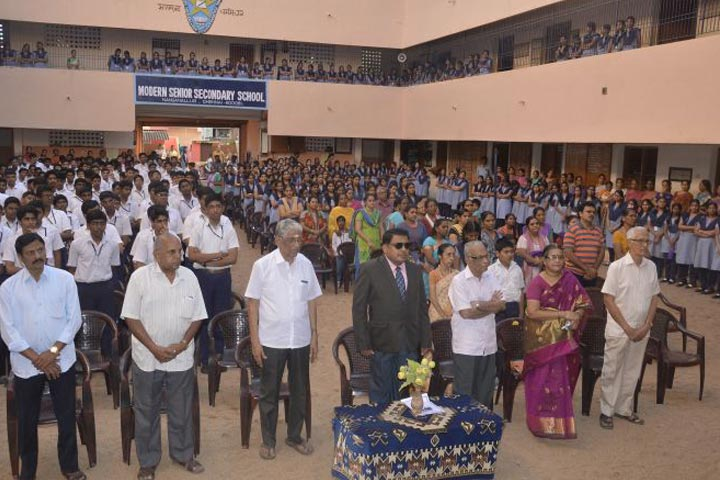 5Modern SR Secondary School
